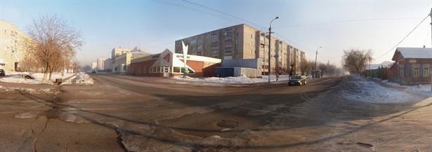 ulica partizanskaya